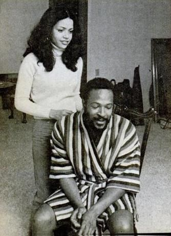 Marvin Gaye and Janis Hunter - Jan & Marvin