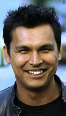Adam Beach Adam Smiling....