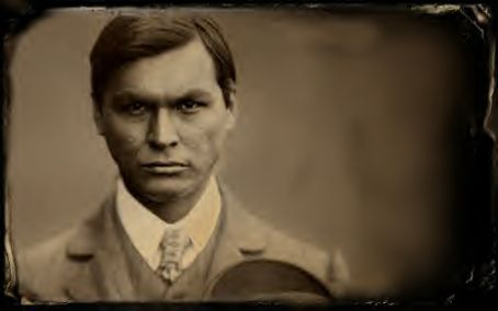 Bury My Heart at Wounded Knee Adam Beach as Charles Eastman