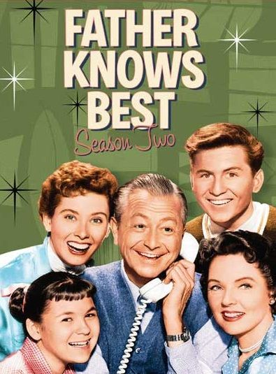 Father Knows Best (1954) Poster