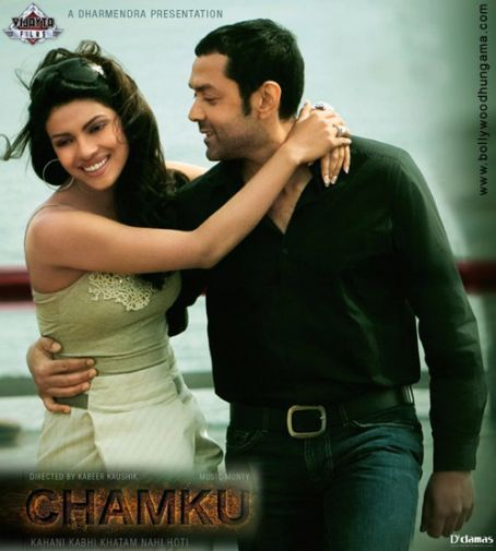 Bobby Deol Priyanka Chopra and