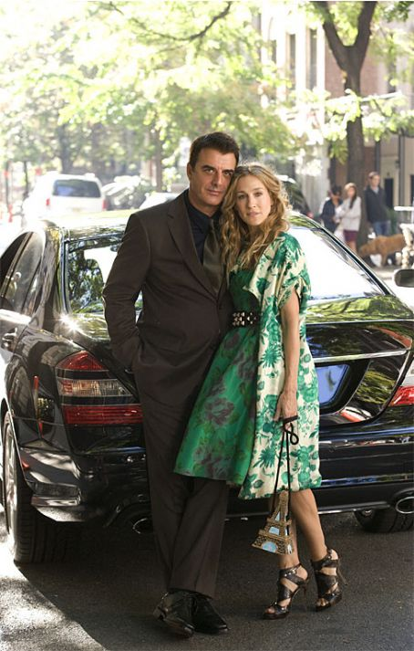 Chris Noth  and Sarah Jessica Parker