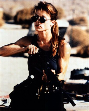 Terminator 2: Judgment Day Linda Hamilton