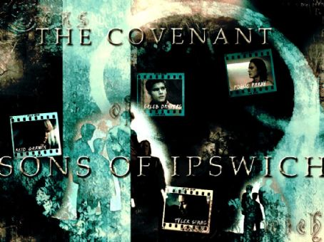 Toby Hemingway The Covenant - Sons Of Ipswich (, Steven Strait, Taylor Kitsch & Chace Crawford)