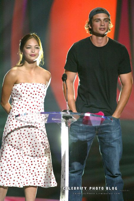 Smallville Tom Welling and Kristin Kreuk