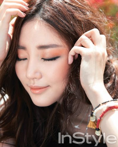 Sa-rang Kim Actress Kim Sa rang – InStyle Magazine June Issue '12