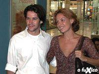 Murilo Benício Carolina Ferraz and Murilo Benicio
