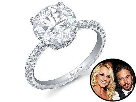 Britney Spears's 'Princess' Engagement Ring: All the Details!