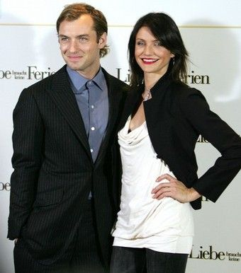 The Holiday Jude Law and Cameron Diaz