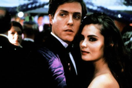 Bitter Moon Emmanuelle Seigner and Hugh Grant in  (1992)