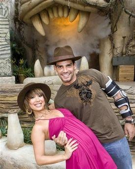 Cristián de la Fuente Cristian De La Fuente with Cheryl Burke