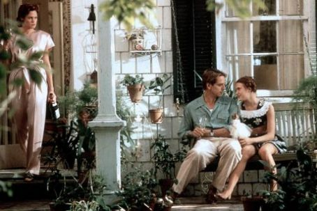 Lolita Melanie Griffith, Jeremy Irons and Dominique Swain in  (1997)