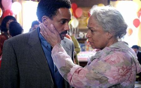S. Epatha Merkerson Hill Harper as 'Ruben Jr.' and  as 'Rachel 'Nanny' Crosby'