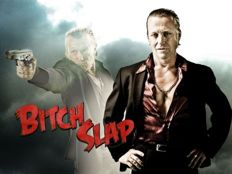 Michael Hurst Bitch Slap Wallpaper