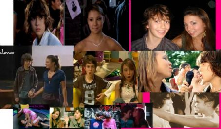 Allie DiMeco Nat Wolff and Alexandra DiMeco