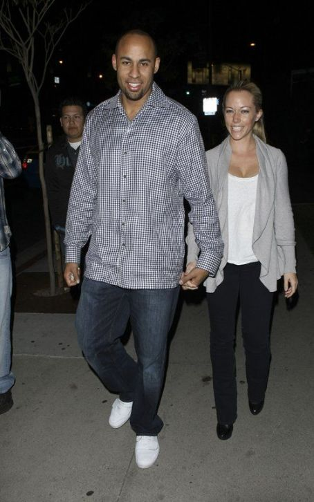 Kendra Wilkinson's West Hollywood Date Night