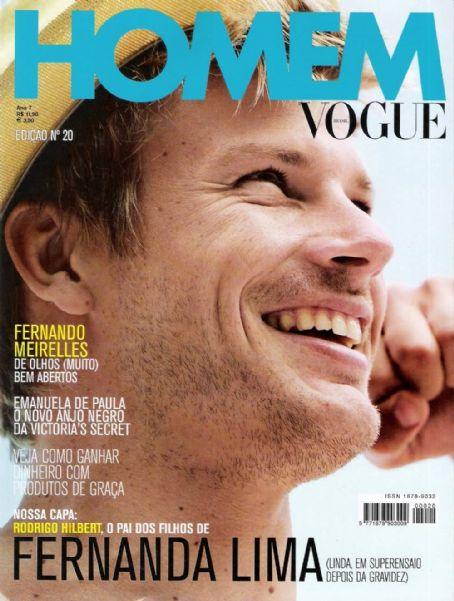 998d847ac079d Rodrigo hilbert homem vogue magazine august cover photo brazil jpg 454x601  Vogue homem