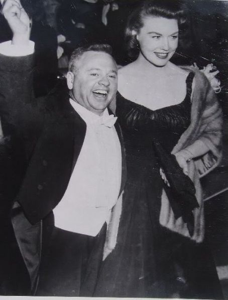 Elaine Devry Mickey Rooney and