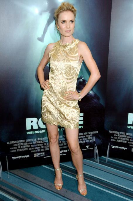 Rogue Radha Mitchell - ROGUE Premiere In Sydney 2007-11-05