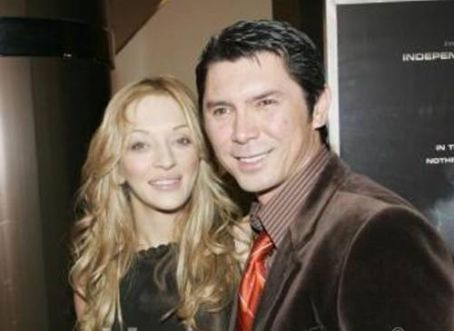 Yvonne Phillips Lou Diamond Phillips and Yvonne Boismier
