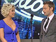 Kellie Pickler  and Ryan Seacrest