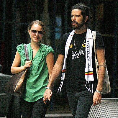 Devendra Banhart Natalie Portman and