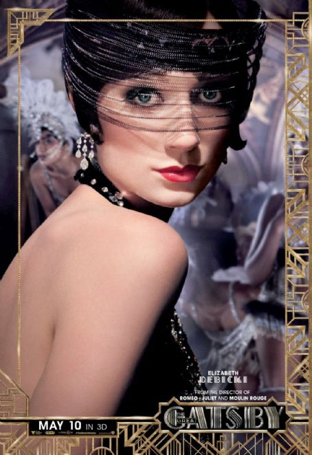 Elizabeth Debicki The Great Gatsby