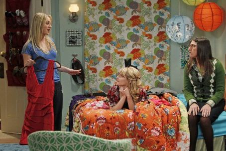 Melissa Rauch The Big Bang Theory (2007)