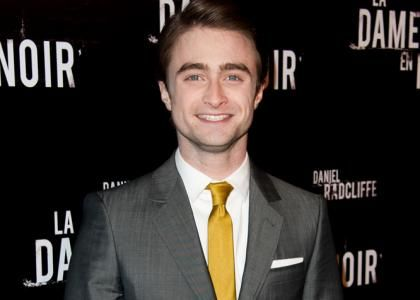 "Daniel Radcliffe Premieres ""The Woman In Black"" in Paris"