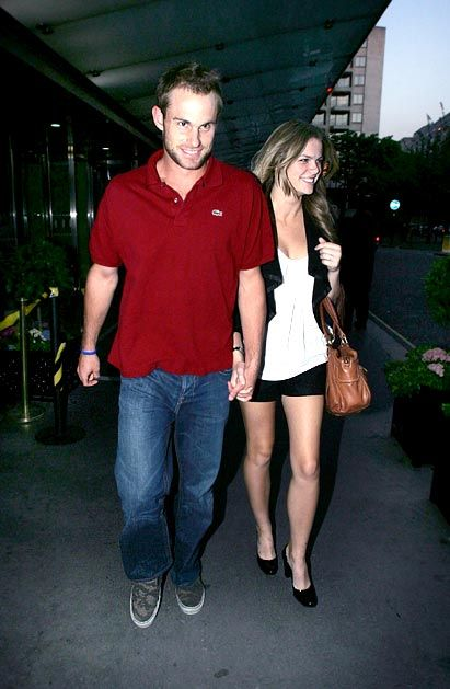 Brooklyn Decker Andy Roddick and