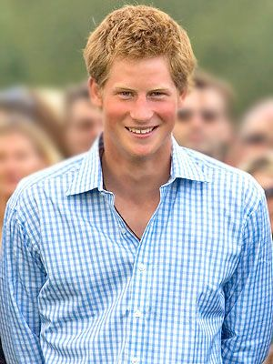 Prince Harry Windsor