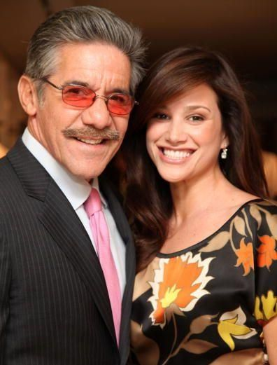 Geraldo Rivera Geraldo with wife Erica