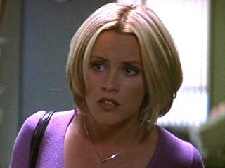 Jenny McCarthy as Sarah Darling in Scream 3 (2000)