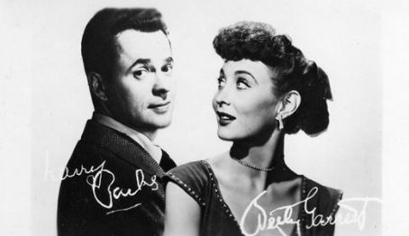 Betty Garrett - Larry & Betty