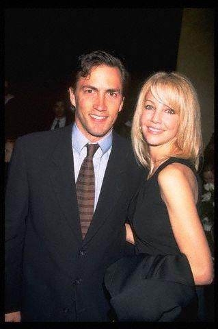 Melrose Place Heather Locklear and Andrew Shue