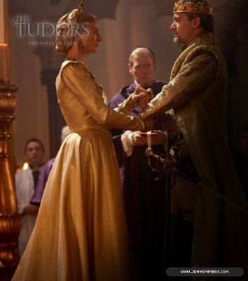 Joely Richardson - The Tudors
