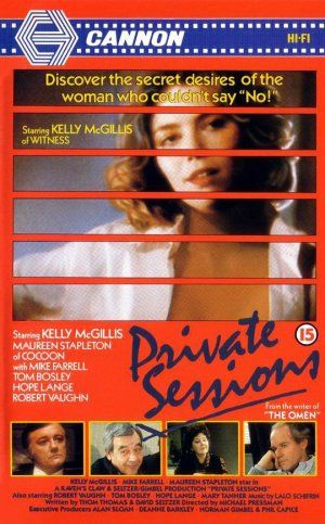 Private Sessions (1985) Poster