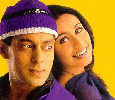 Salman Khan and Rani Mukherjee - Kahin Pyaar Na Ho Jaaye