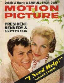 Tony Curtis - Motion Picture Magazine [United States] (April 1961)