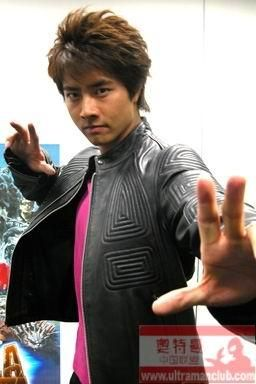 Kane Kosugi sasuke