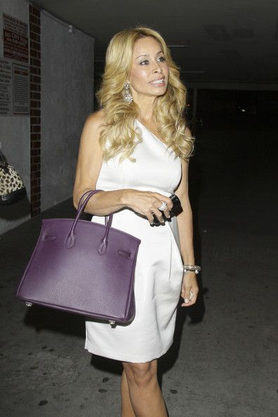 Faye Resnick  arriving at the Millennium Network hosted by former US President Bill Clinton in Los Angeles. March 17, 2011