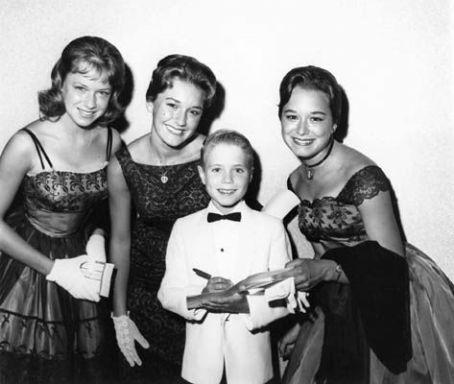 Peggy Lennon The Lennon Sisters