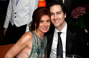Debra Messing & husband split up but will live together