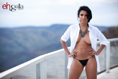 Renata Leal Hot Babes  Ehgata Photoshoot
