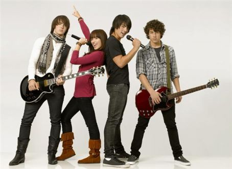 Camp Rock Demi Lovato