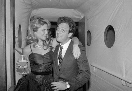 Billy Joel  and Christie Brinkley