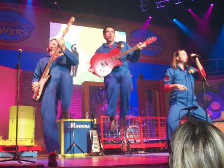 Imagination Movers - Movers getting some air
