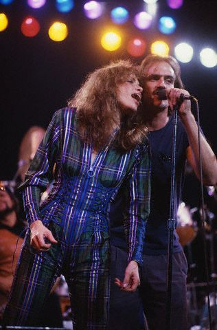 Carly Simon  and James Taylor