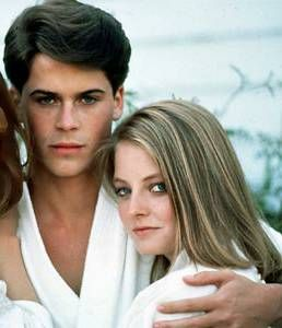 Rob Lowe Jodie Foster and