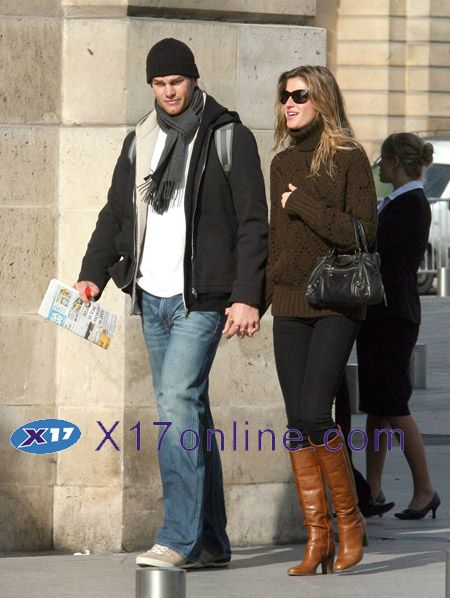 Tom Brady Gisele Bundchen and